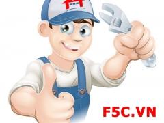 Chính sách Bảo hành, bảo trì tại F5C
