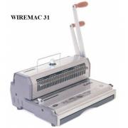 Máy đóng lò xo kẽm WIREMAC-31
