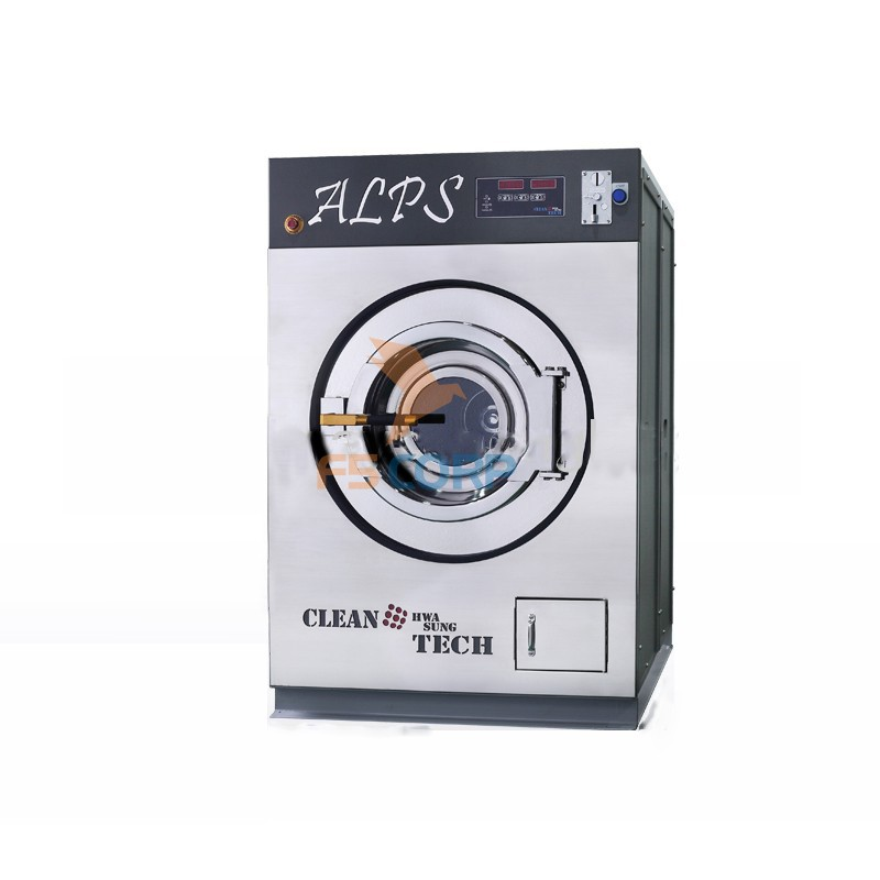 Máy giặt vắt tự động ALPS CleanTech HSCWs 22 Kg