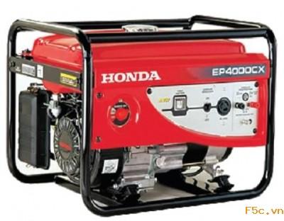 Máy phát điện Honda EP 4000CX đề nổ