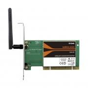 Card mạng D-Link DWA-525 - 150Mbits Wireless LAN Card PCI