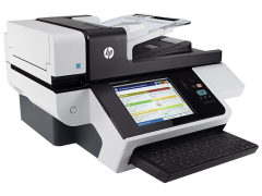 Máy Scan HP Digital Sender Flow 8500 fn1 Document Capture Workstation