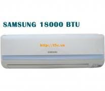 Điều hòa Samsung AS-18UU 1 chiều 18000 BTU