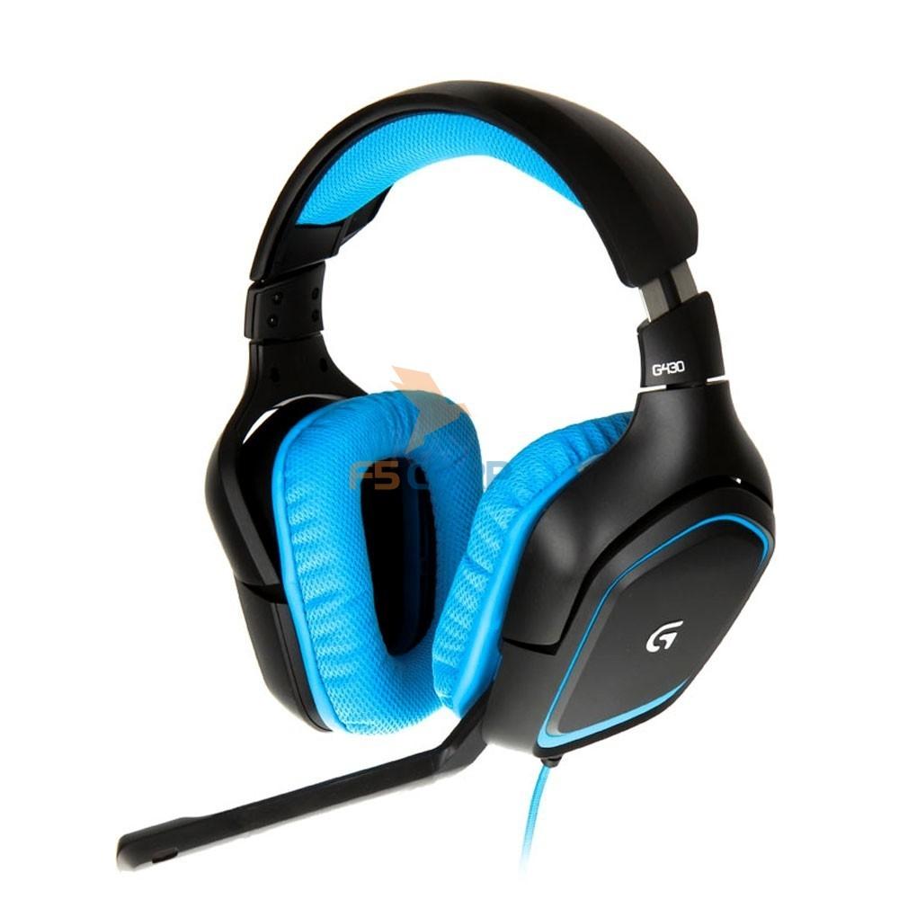 Tai nghe cho game thủ Logitech G430