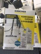 Khăn lau sàn cho máy Karcher SC 2 easy fix và SC 3 easy fix