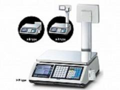 Cân điện tử in hóa đơn Cas CT 100