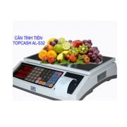 Cân điện tử tính tiền Topcash AL-S32