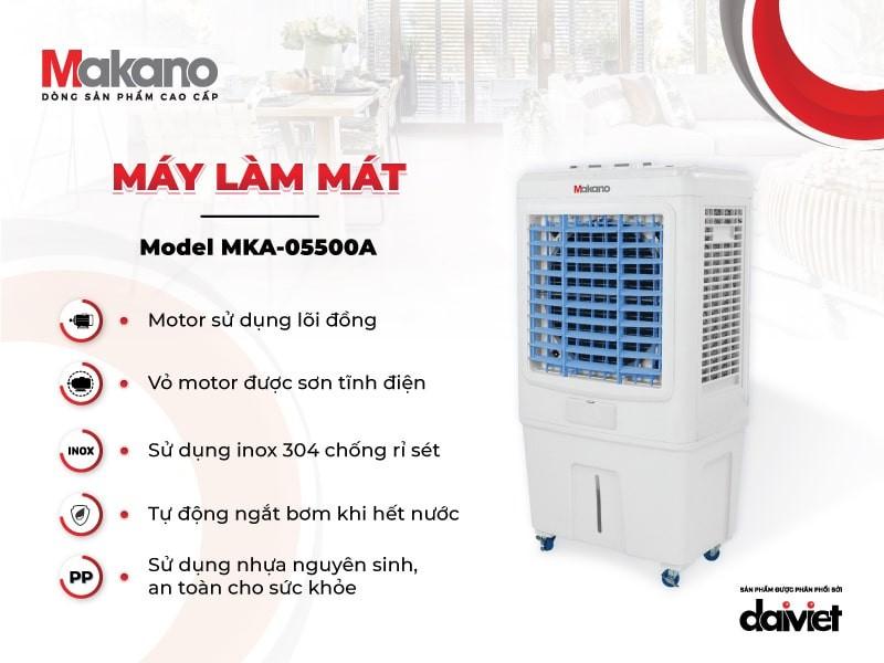 Quạt điều hòa Makano MKA-05500A