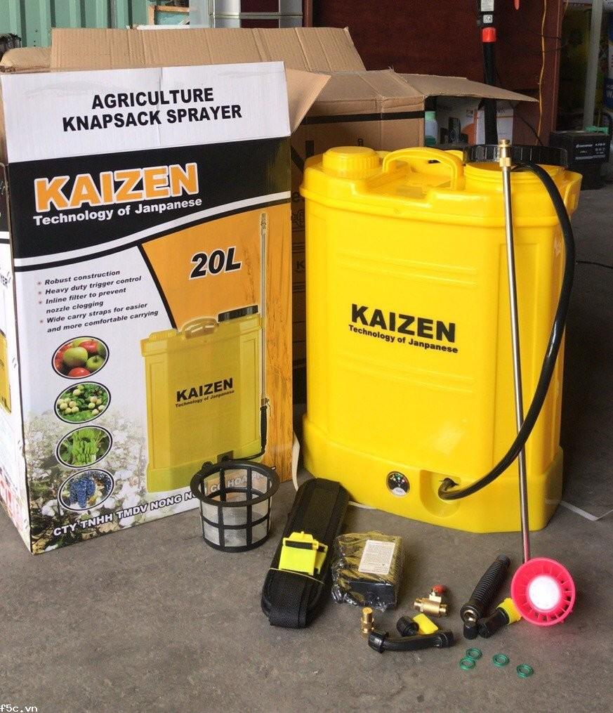Bình phun thuốc Kaizen 20L