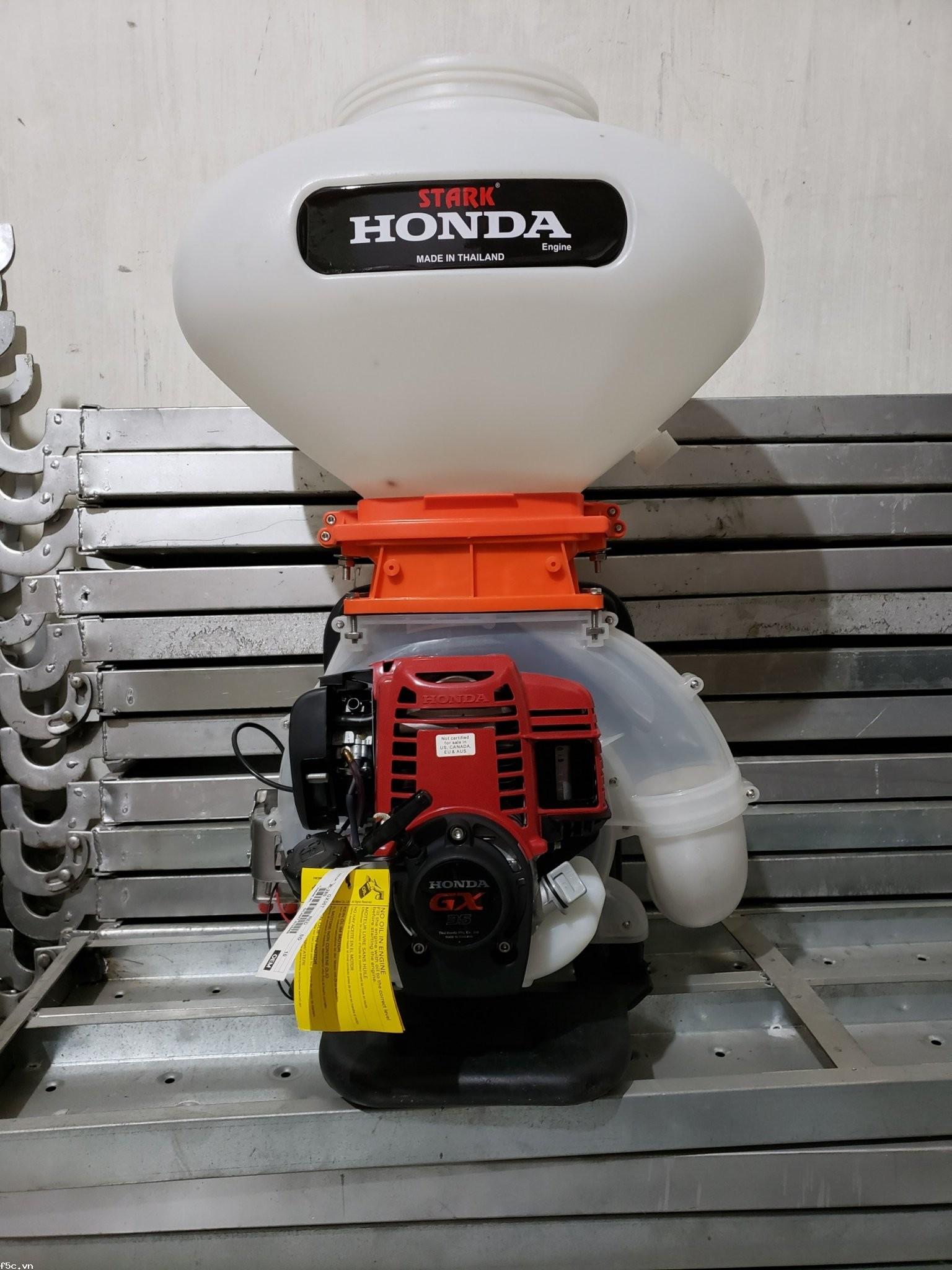 Máy phun thuốc hạt đầu STARK DMC800 (Động cơ Honda)